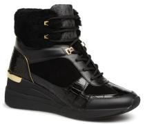 Liv Bootie Sneaker in schwarz