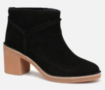 W Kasen Stiefeletten & Boots in schwarz