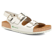Waraji NE31 W Sandalen in weiß