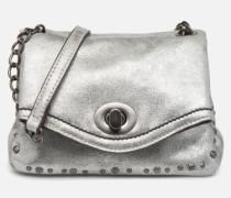 Pamela Crossbody Bag Handtasche in silber