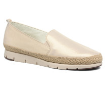 Fast Lane Slipper in goldinbronze