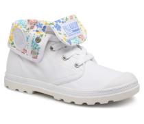 Baggy Low L P F Sneaker in weiß