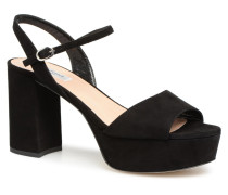 Keriss Sandalen in schwarz