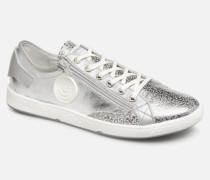 JesterM C Sneaker in silber