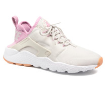 W Air Huarache Run Ultra Sneaker in weiß