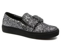 Kupsole Bow Slip On Sneaker in grau