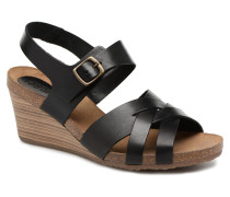 Spicy Sandalen in schwarz