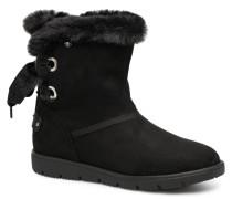Carla Stiefeletten & Boots in schwarz