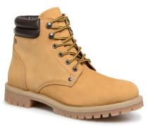 Jack & Jones JFWSTOKE NUBUCK BOOT NOOS Stiefeletten Boots in beige