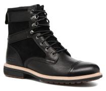 Magnusson Stiefeletten & Boots in schwarz
