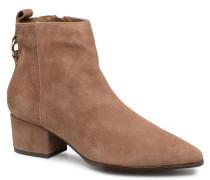 CLOVER Stiefeletten & Boots in braun