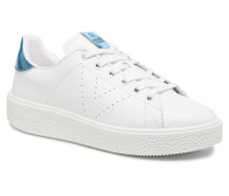 Deportivo Piel 2 Sneaker in blau