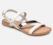 47798 Sandalen in weiß