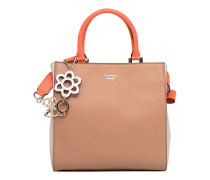 Dania Girlfriend Shopper Handtasche in braun