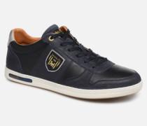 Pantofola d'Oro Milito Uomo Low Sneaker in blau