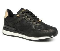 69147 Sneaker in schwarz
