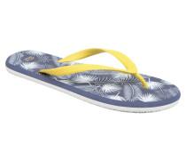Diya M Tong Flip Flop Zehensandalen in blau