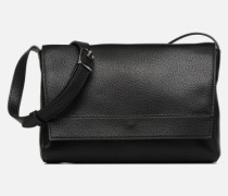 Fran Shoulder Bag Handtasche in schwarz