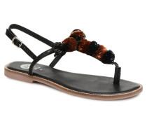 SARIDA Sandalen in schwarz