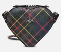 Heart Crossbody Bag Handtasche in mehrfarbig
