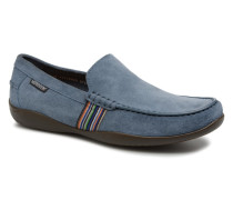 Idris Slipper in blau