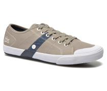 Henley Sneaker in grau