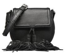 Isobel crossbody Handtasche in schwarz