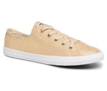 Chuck Taylor Dainty Ox Sneaker in goldinbronze