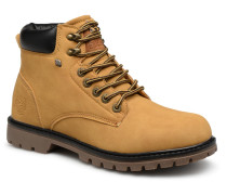 Secco Stiefeletten & Boots in gelb