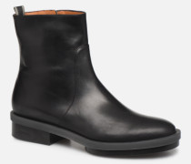 Roll Stiefeletten & Boots in schwarz