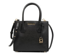 MERCER MD MESSENGER Handtasche in schwarz