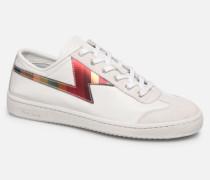 Ziggy Womens Shoe Sneaker in weiß