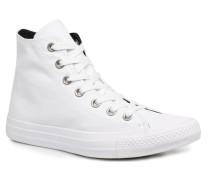 Chuck Taylor All Star Canvas + Studs Hi Sneaker in weiß