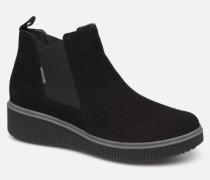 Emie Stiefeletten & Boots in schwarz