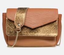MINI LECON TRIO Handtasche in braun