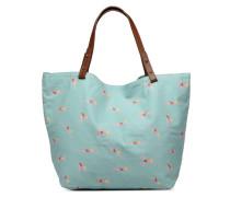 Cabas Clea Handtasche in blau