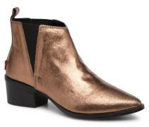 Levi's Gaia Stiefeletten & Boots in goldinbronze