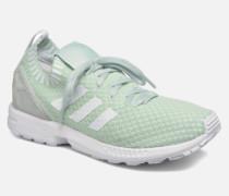 Zx Flux Pk W Sneaker in grün