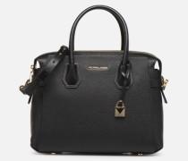 MERCER BELETED MD SATCHEL Handtasche in schwarz