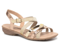Sander R3631 Sandalen in goldinbronze