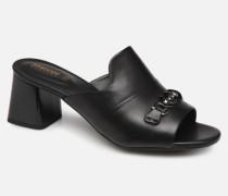 D SEYLA SAN D92DUC Clogs & Pantoletten in schwarz