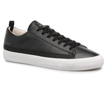 Low Cut Shoe MERCURY LOW LEATHER Sneaker in schwarz
