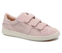 Alix Spill Seam Sneaker in rosa