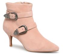 Ann Stiefeletten & Boots in rosa
