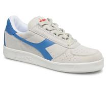 B.Elite Suede W Sneaker in weiß