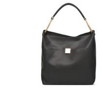 MS 911 Porté épaule Handtasche in schwarz