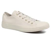 Chuck Taylor All Star Mono Glam Canvas Color Ox W Sneaker in grün
