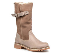 Cilber Stiefel in beige