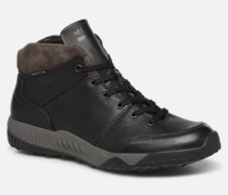 Fausto C Stiefeletten & Boots in schwarz