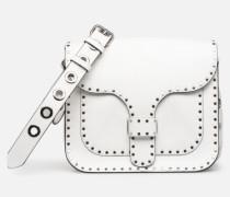 Midnighter Large Messenger Handtasche in weiß